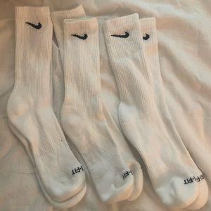 Nike Dry-Fit mid calve socks